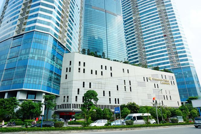Ban quản lý tòa nhà Keangnam cho thuê văn phòng hạng A