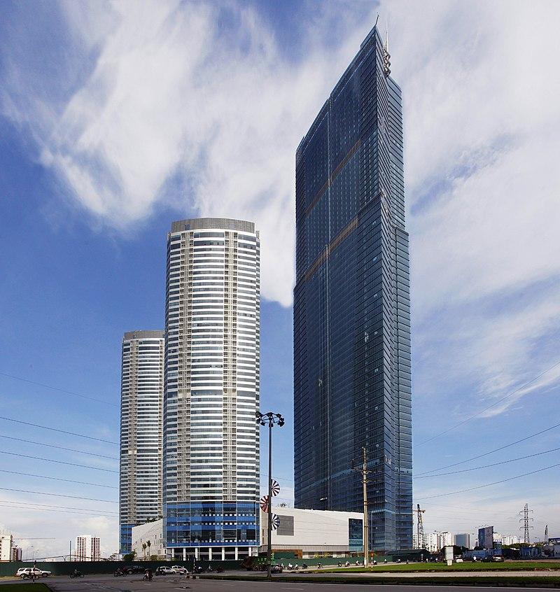 Tòa nhà Keangnam bao nhiêu tầng ?