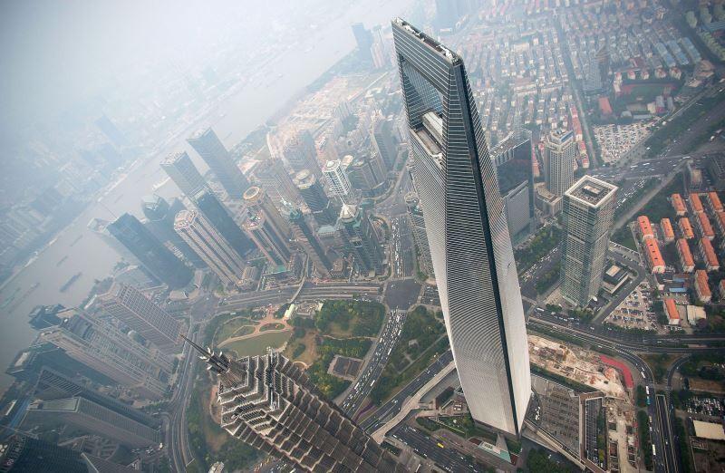 Toà nhà Trung tâm tài chính thế giới Thượng Hải