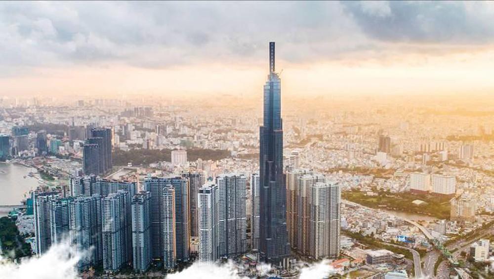 Tòa nhà cao nhất Việt Nam cao bao nhiêu mét?