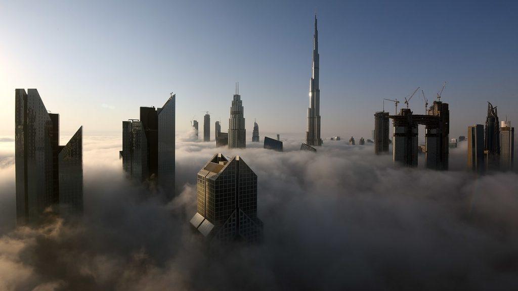 Tòa nhà cao nhất Dubai bao nhiêu tầng