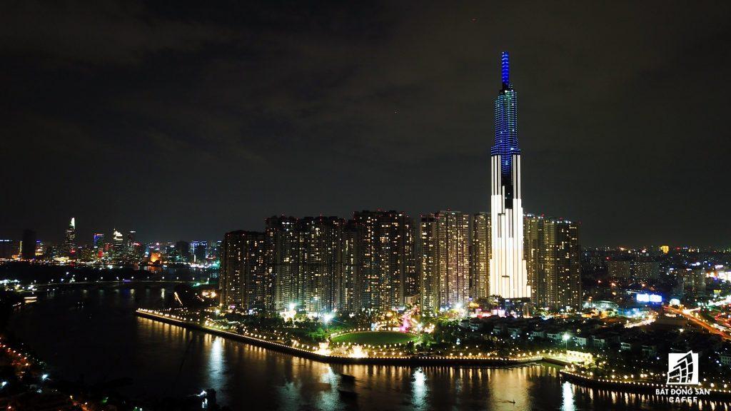 Tòa nhà cao nhất Việt Nam bao nhiêu mét