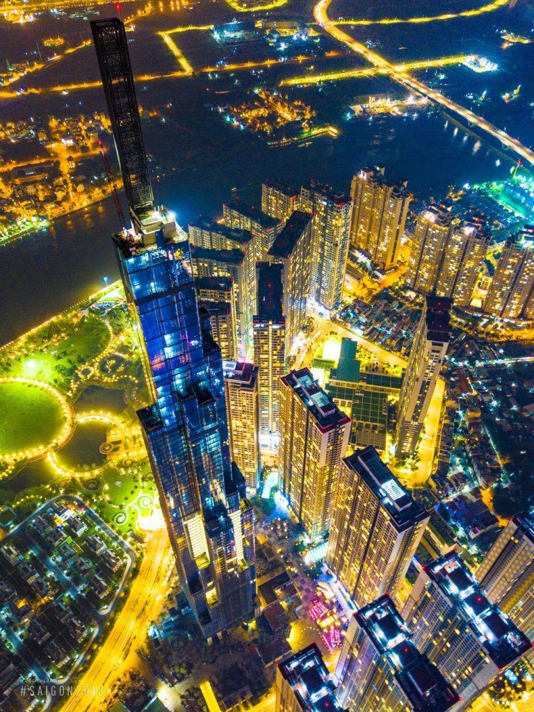 Tòa nhà cao nhất Việt Nam nằm ở đường nào