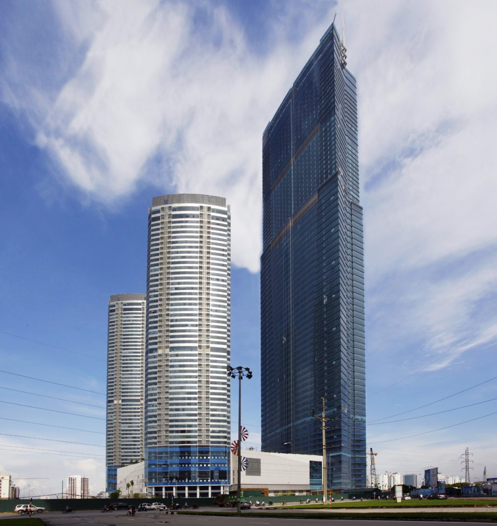 Danh sách tòa nhà cao nhất Việt Nam