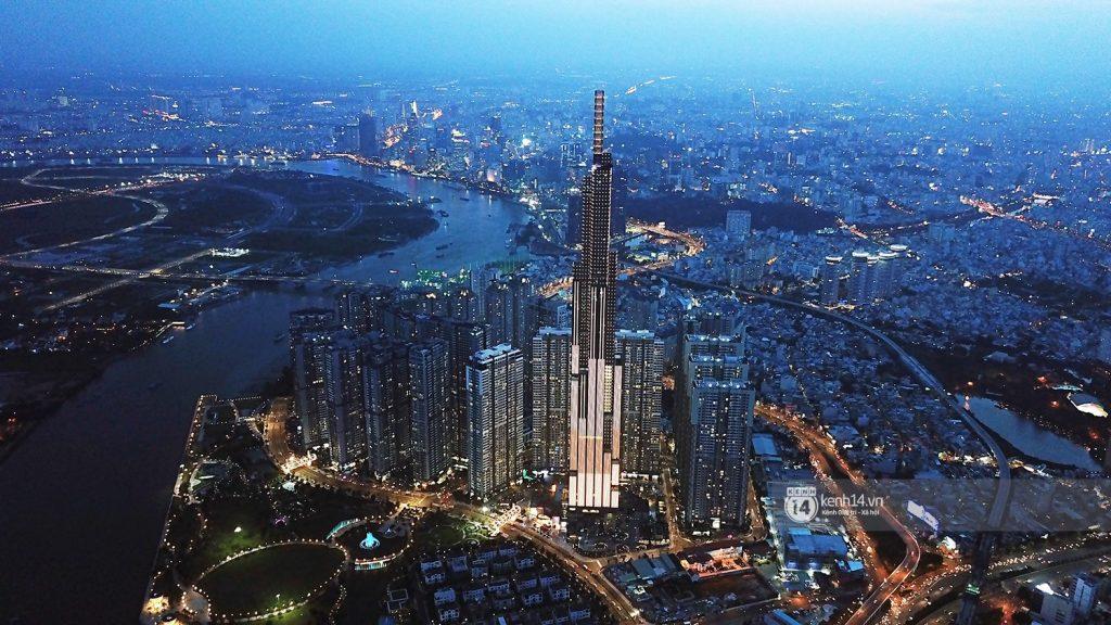 Tòa nhà cao nhất Việt Nam 81 tầng
