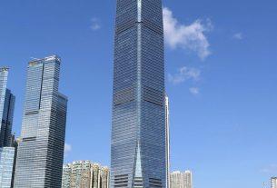 tòa nhà cao nhất Hồng Kông