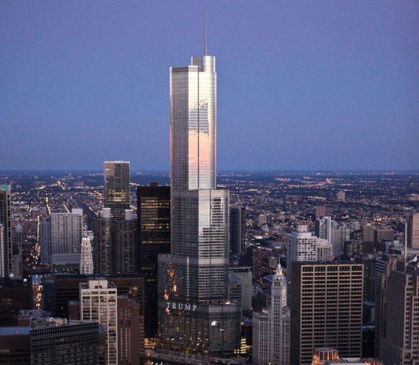 tòa nhà cao nhất Mỹ