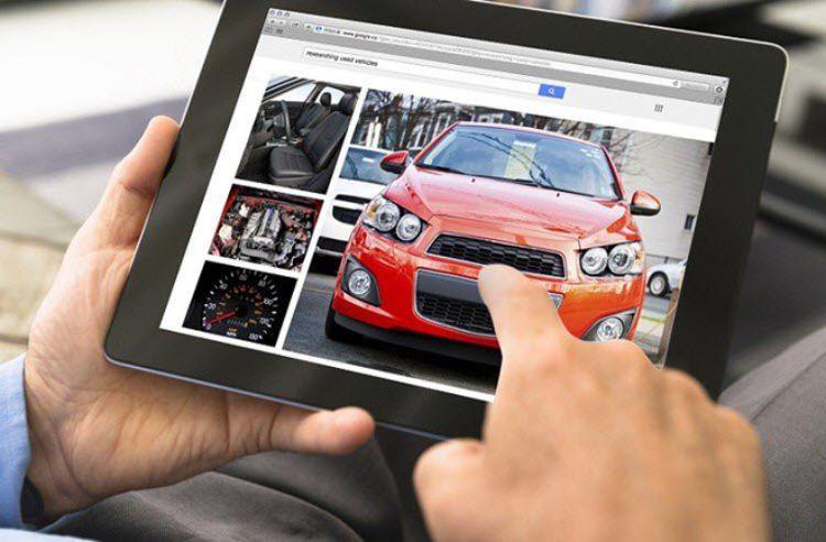 bán xe ô tô cũ trực tuyến